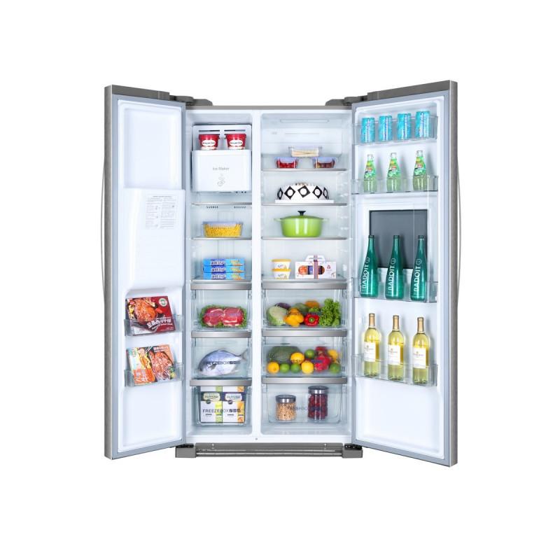 Réfrigérateur congélateur HAIER HRF-630AM7