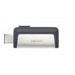 Support de Stockage SanDisk Ultra Dual Drive 128 Go