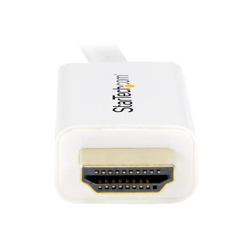 Câbles informatiques STARTECH MDP2HDMM1MW