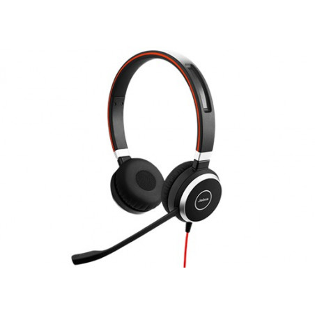Micro-Casque JABRA EVOLVE 40 MS STEREO