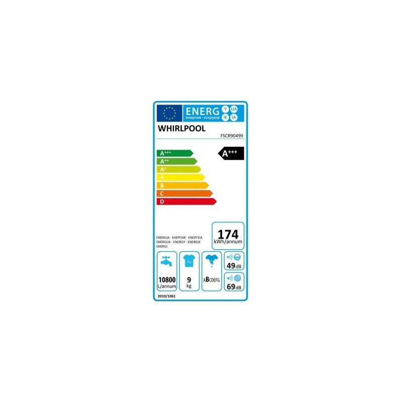 Lave Linge WHIRLPOOL FSCR90499
