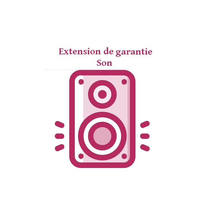 Prestations EXTENSION GARANTIE SON1501-2000