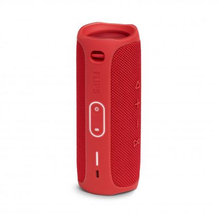 Bluetooth / Sans fil JBL FLIP 5 ROUGE