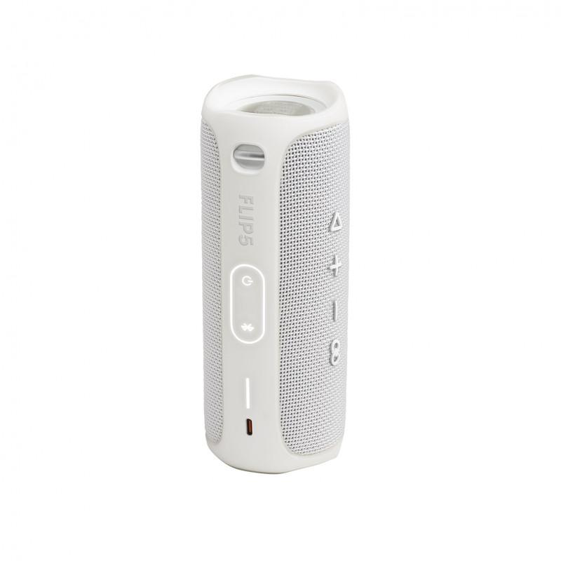 Bluetooth / Sans fil JBL FLIP 5 BLANC