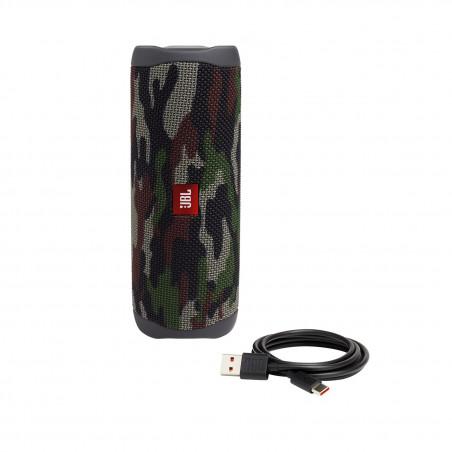Bluetooth / Sans fil JBL FLIP 5 CAMOUFLAGE