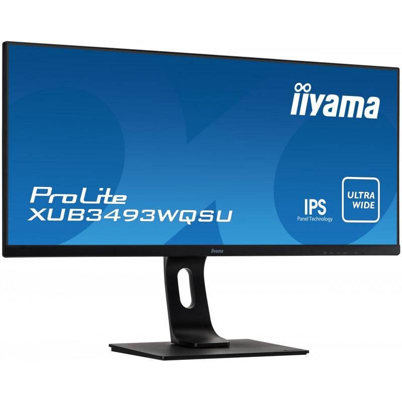 Moniteur PC IIYAMA XUB3493WQSU-B1