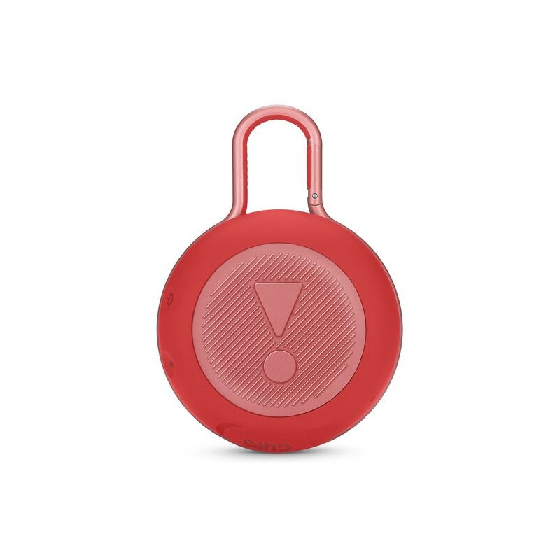 Bluetooth / Sans fil JBL CLIP 3 ROUGE