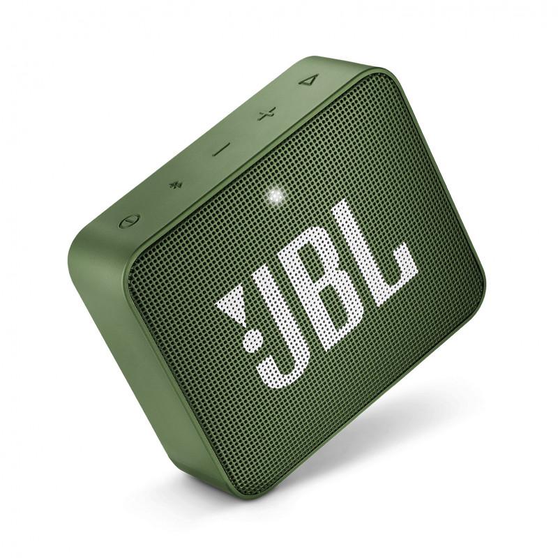 Bluetooth / Sans fil JBL GO 2 VERT