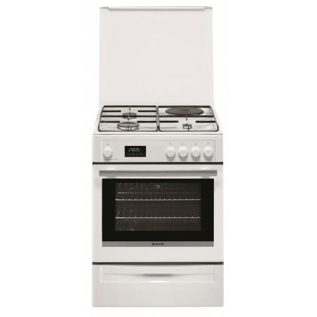 Cuisinière BRANDT BCM6653W