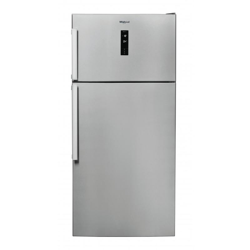 Réfrigérateur congélateur WHIRLPOOL W84TE72X