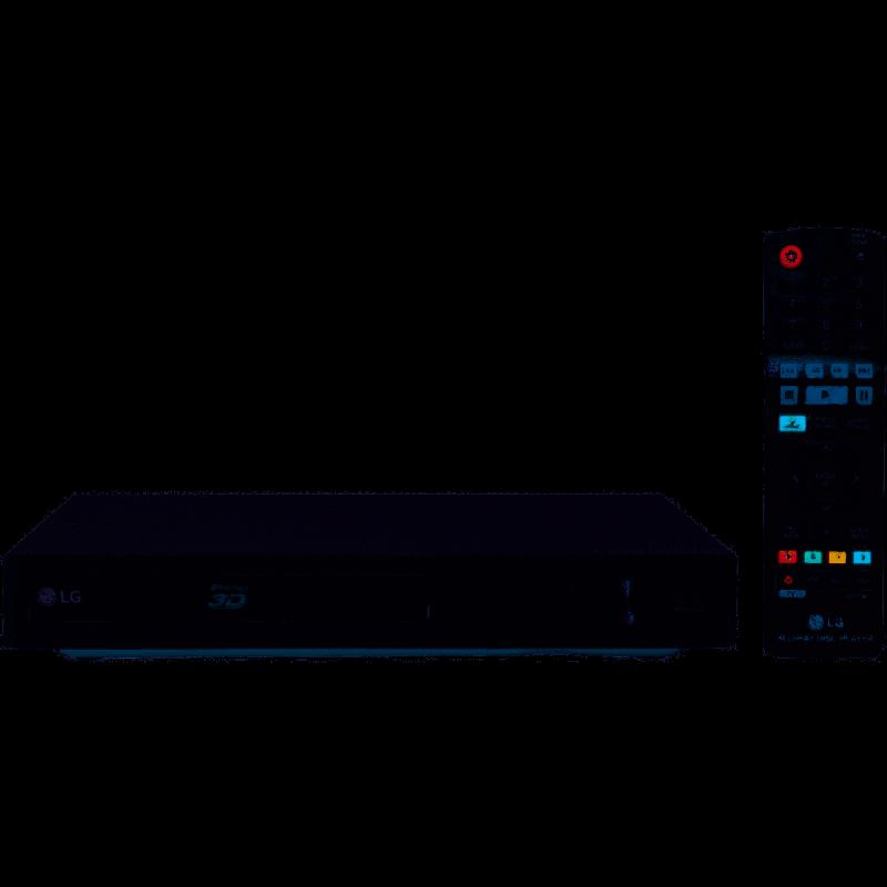 Lecteur DVD / Blu-ray LG BP450