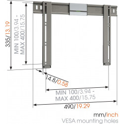 Supports TV VOGEL'S THIN205