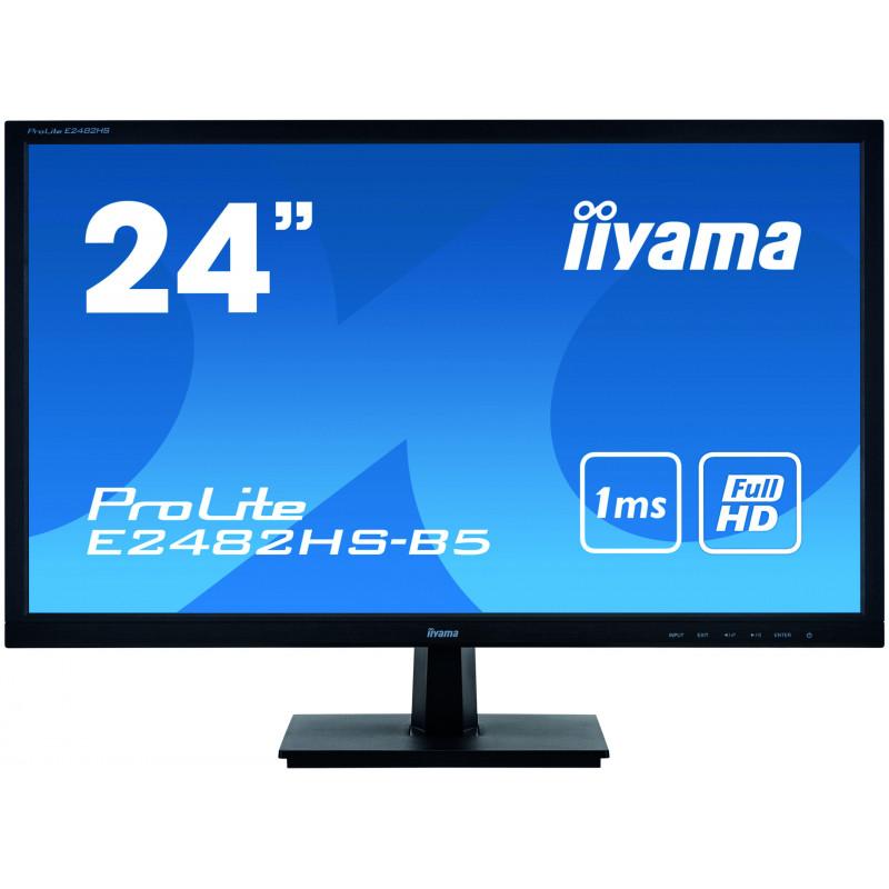 Moniteur PC IIYAMA E2482HS-B5