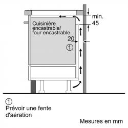 Plaque de cuisson SIEMENS EX675LEV1F