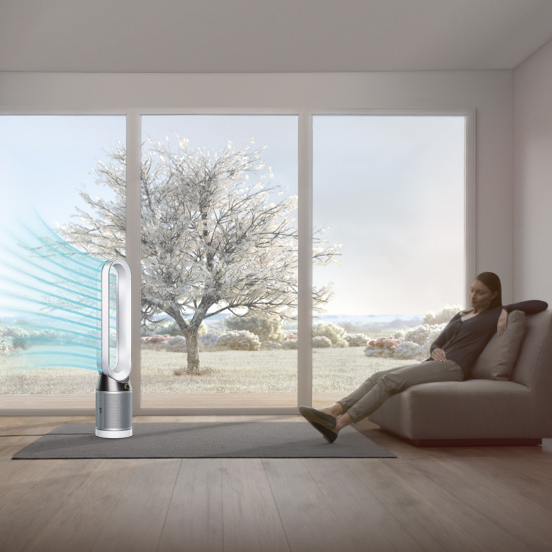 Ventilateur / Climatiseur DYSON TP04WHITESILVER
