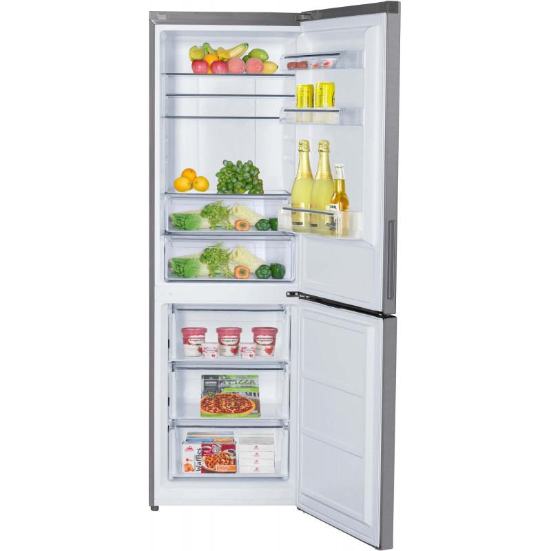Réfrigérateur congélateur HAIER HBM686SNF
