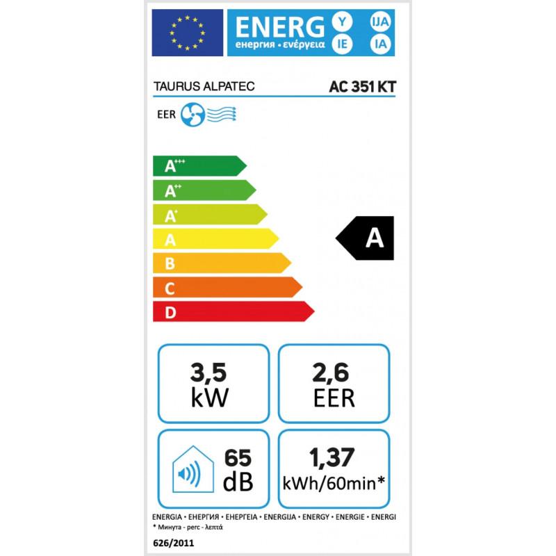 Ventilateur / Climatiseur ALPATEC AC351KT