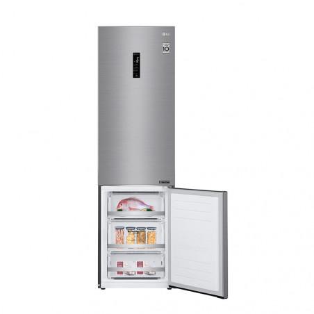 Réfrigérateur congélateur LG GBB72PZDFN