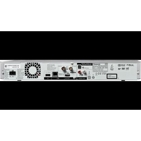 Enregistreur DVD / Blu-ray / Disque Dur PANASONIC DMRPWT535EC9