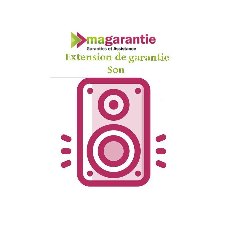 Prestations EXTENSION GARANTIE SON0-250