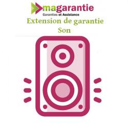 Prestations EXTENSION GARANTIE SON2001-3000