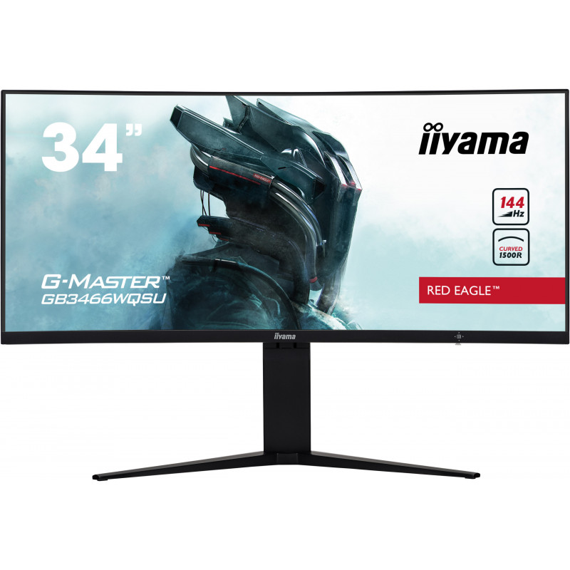 Moniteur PC IIYAMA GB3466WQSU-B1