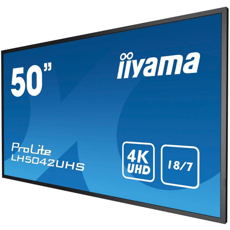 Moniteurs LED/OLED IIYAMA LH5042UHS-B1