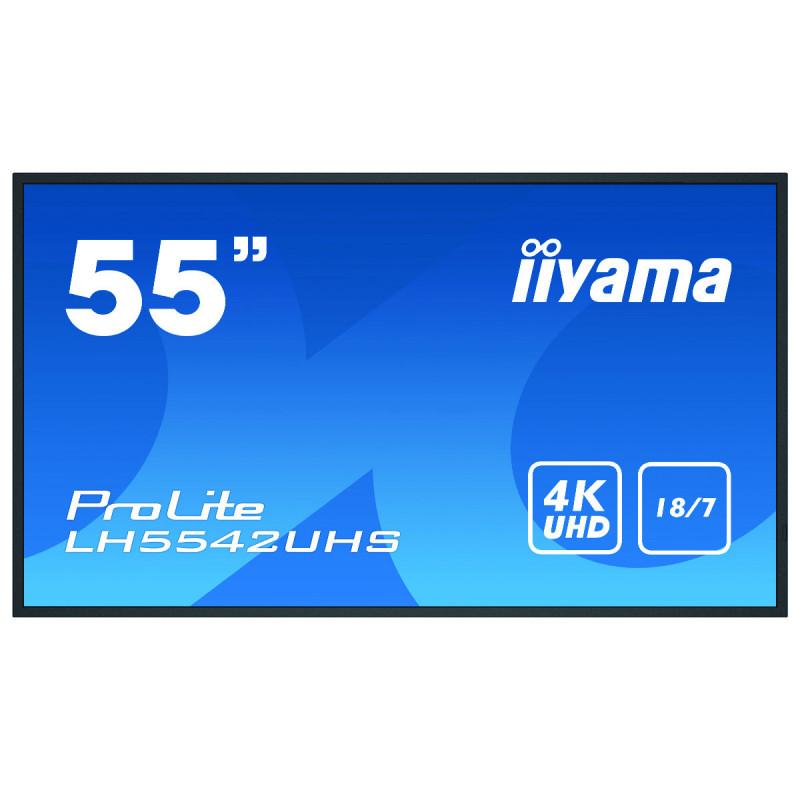 Moniteurs LED/OLED IIYAMA LH5542UHS-B1