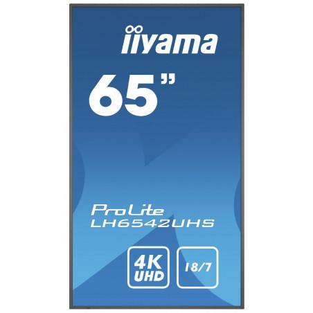 Moniteurs LED/OLED IIYAMA LH6542UHS-B1