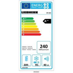 Réfrigérateur congélateur LIEBHERR CN322-21