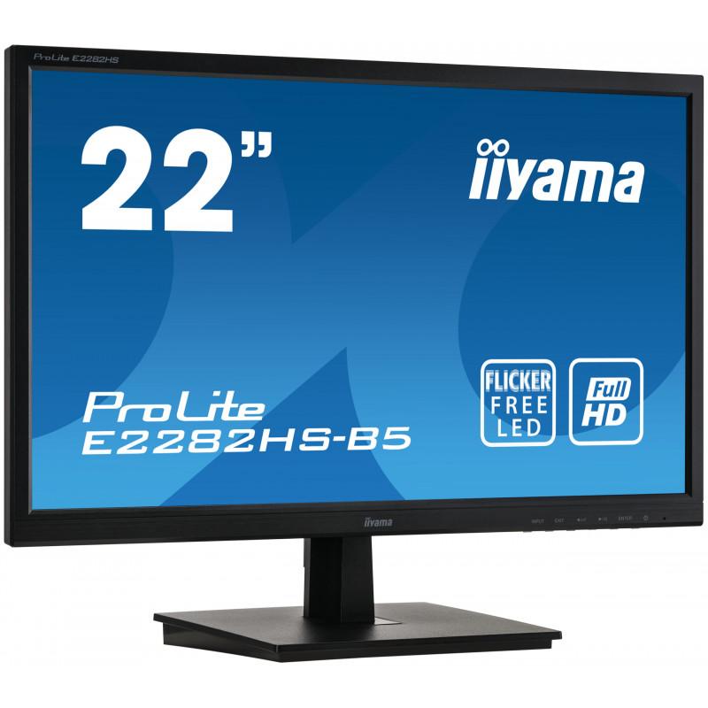 Moniteur PC IIYAMA E2282HS-B5