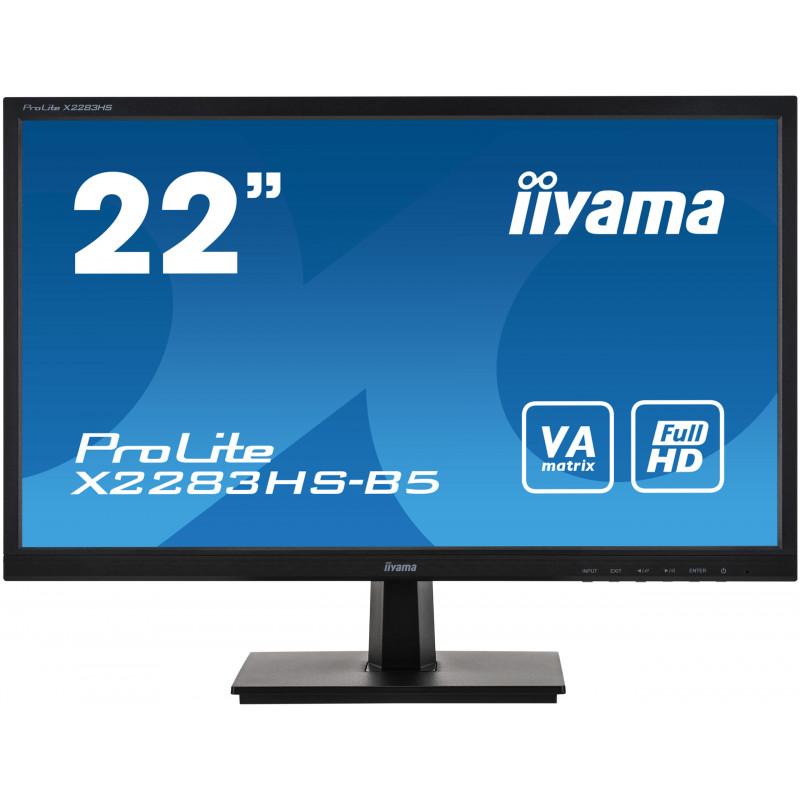 Moniteur PC IIYAMA X2283HS-B5