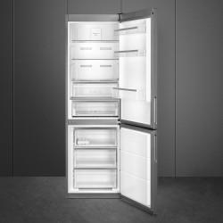Réfrigérateur congélateur SMEG FC202PXN