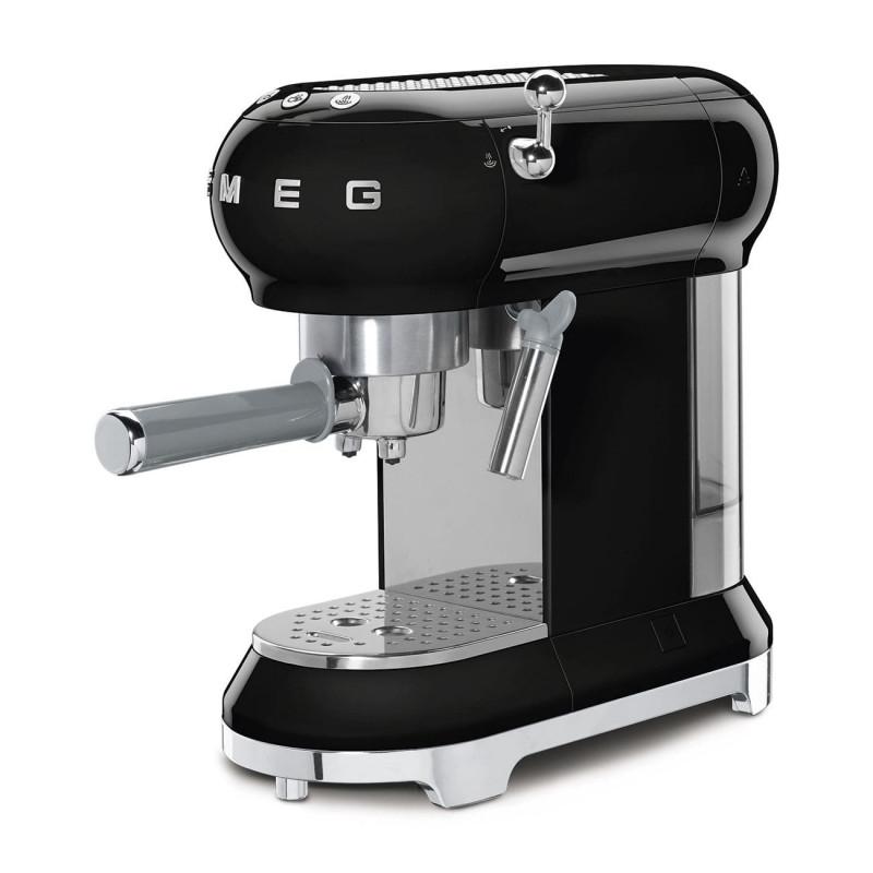 Espace Café SMEG ECF01BLEU