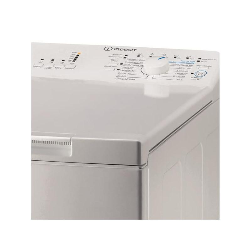 Lave Linge INDESIT BTWNL60300FR/N