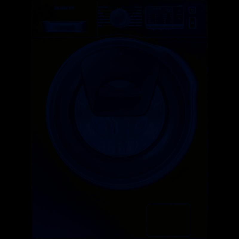 Lave Linge SAMSUNG WW8NK52E0VW/EF