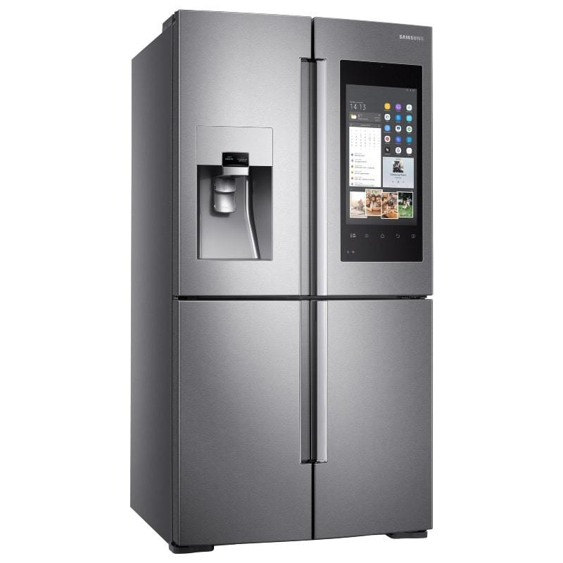 Réfrigérateur congélateur SAMSUNG RF56M9540SR/EF