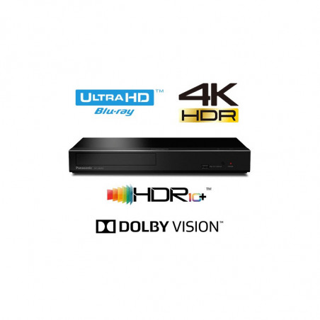 Lecteur DVD / Blu-ray PANASONIC DP-UB450EG-K