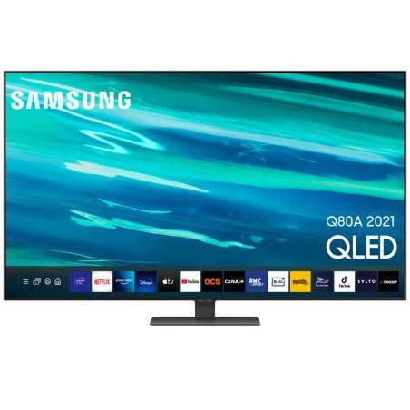 Télévision SAMSUNG QE75Q80A