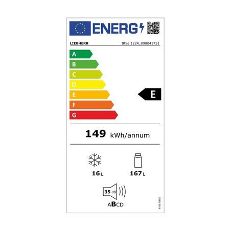 Réfrigérateur congélateur LIEBHERR IRE4101-20