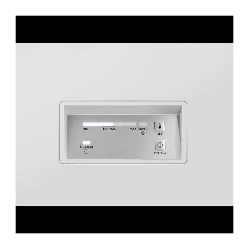 Congélateur ELECTROLUX LCB3LF20W0