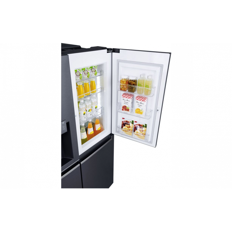 Réfrigérateur congélateur LG GSS6871MC