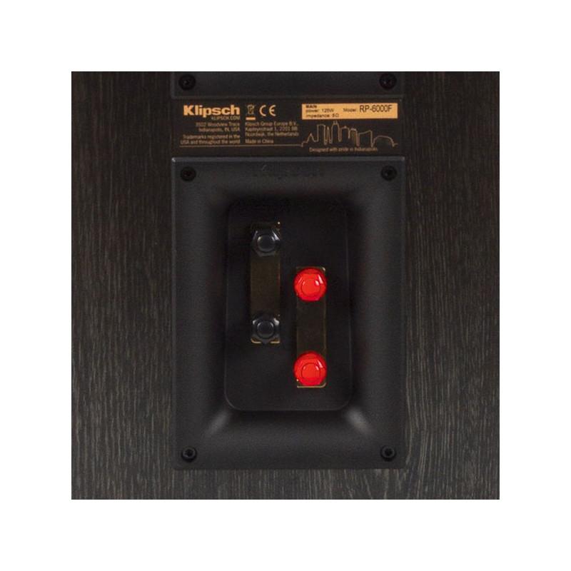 Enceintes colonnes KLIPSCH RP-6000F-EBONY