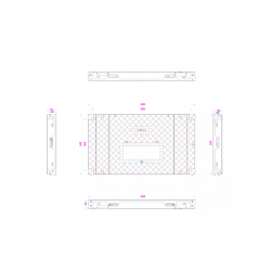 Moniteurs LED/OLED PHILIPS 27BDL9112L/00