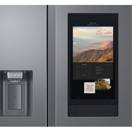 Réfrigérateur congélateur SAMSUNG RS6HA8891SL/EF