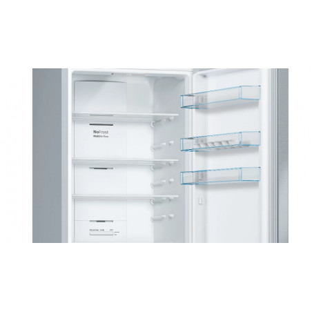 Réfrigérateur congélateur BOSCH KGN393IEP