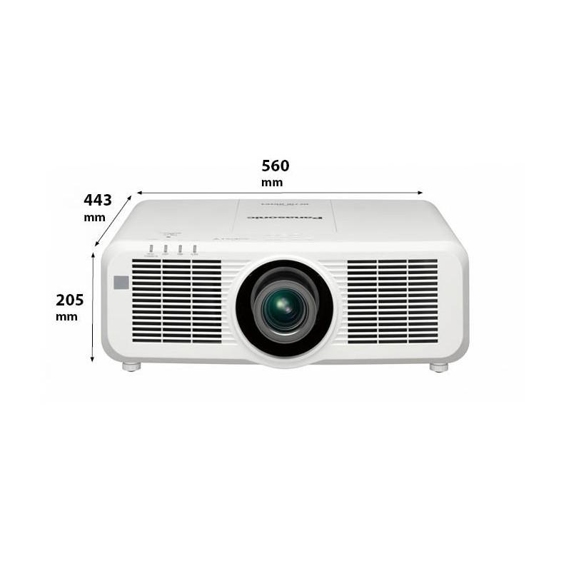 Vidéoprojecteur PANASONIC PT-MZ770LE