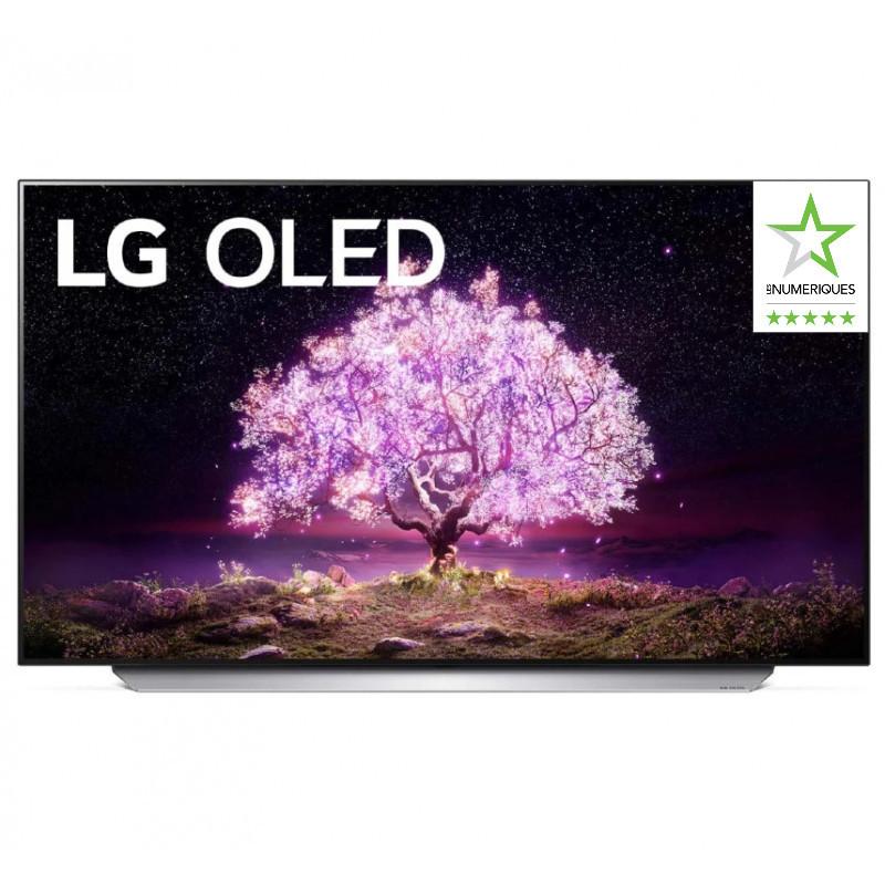 Télévision LG OLED55C15LA