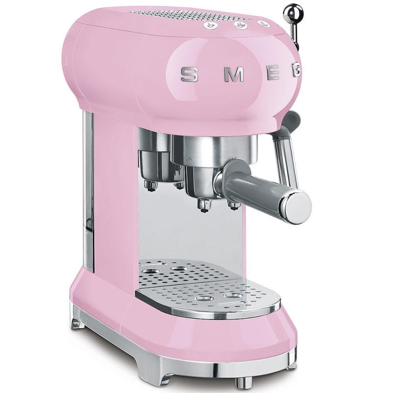 Espace Café SMEG ECF01PKEU