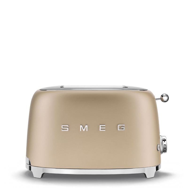 Grille pain SMEG TSF01CHMEU